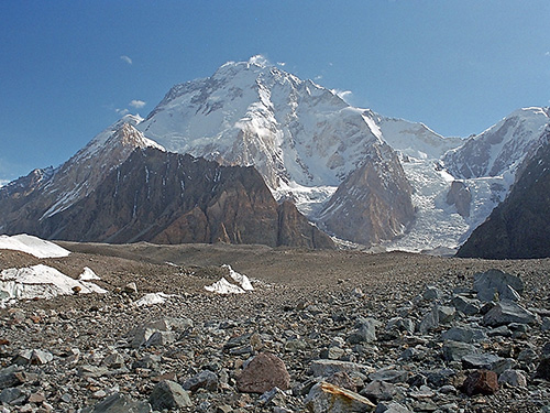 Broad Peak (8047 m n. m.)