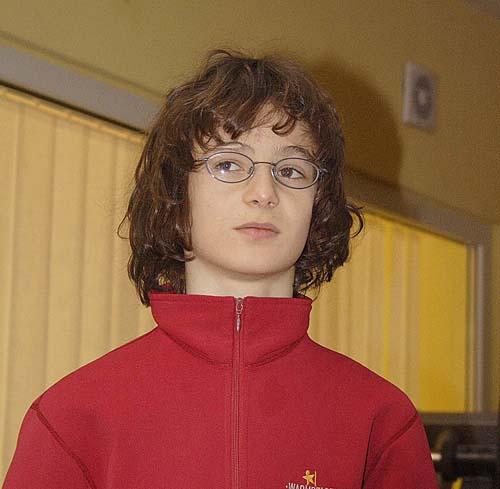 Tiskovka ČHS 2006 - Adam Ondra