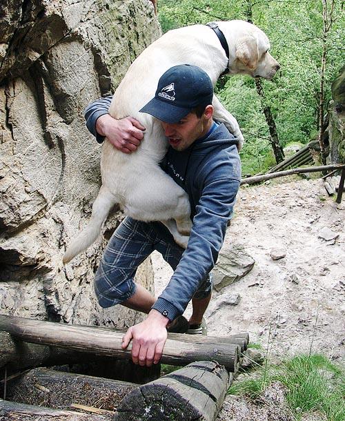 Člověk, nejlepší přítel psa
