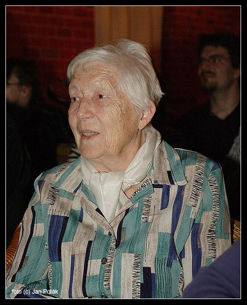 První Mistryně sportu v horolezectví Blažena Karasová - Cvrková