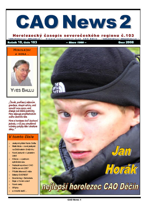CaoNews 02/2008, repro Horyinfo