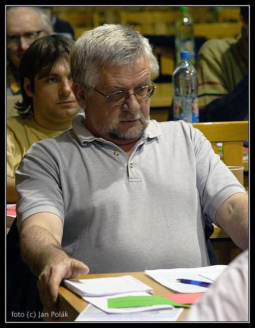 Igor Novák, bývalý místopředseda