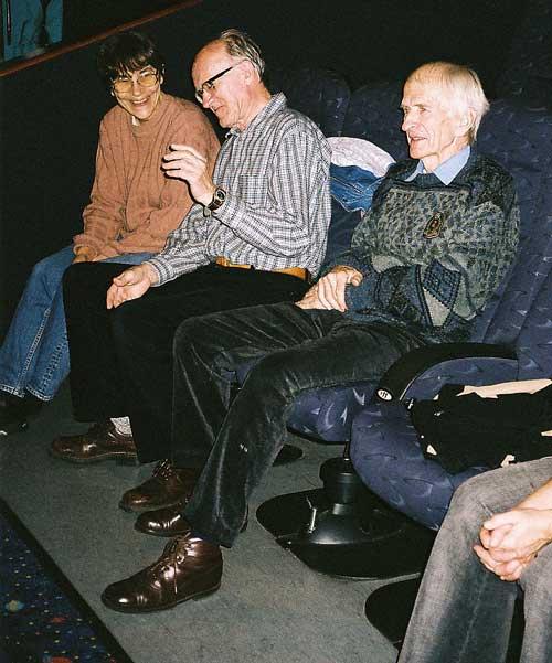 Voloďa Suchý a Radan Kuchař v roce 2005