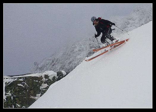 Extrémní skialpinismus
