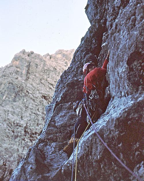 Monte agner - nekonečný příběh 9, foto: m.+m. coubal