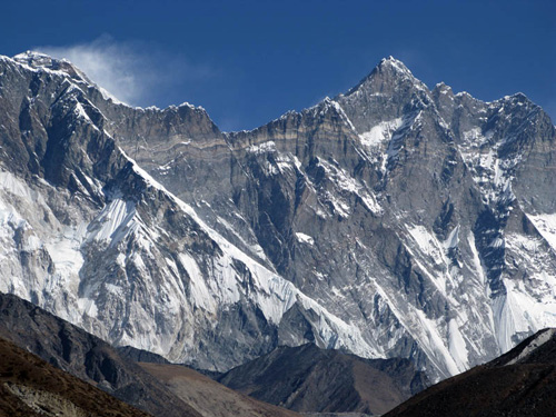 Everest - Lhotse - Nuptse