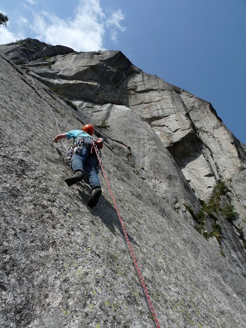 Asteroidi, Self Control, plotna 6a