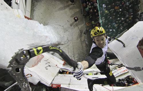 Saas Fee světový pohár 2010, finále, Maxim Tomilov