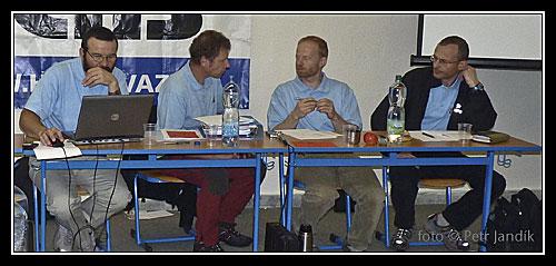 VH2010 Výkonný výbor