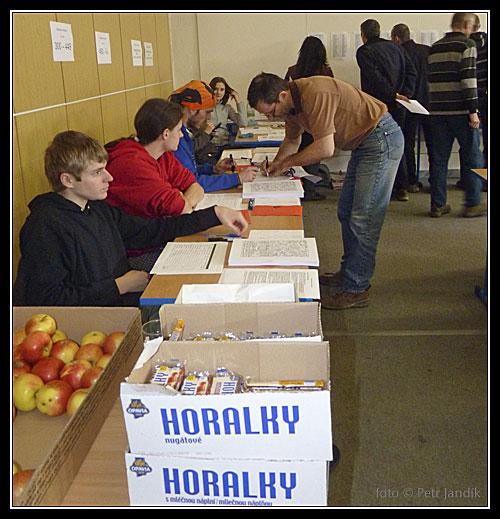 VH2010 Registrace účastníků