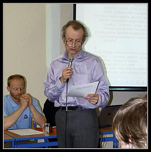 VH2010 - Zdeněk Vévoda, zpráva revizní komise