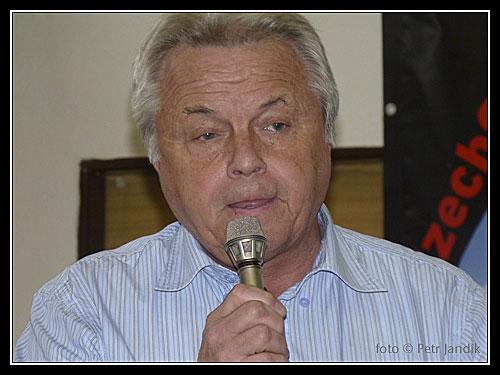 Jirka Novák hovoří o historické komisi