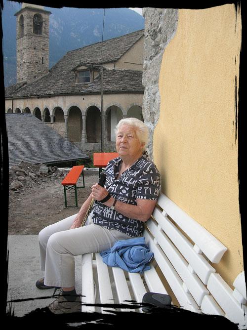 Bláža Karasová, Crego, Val di Ossola 2009