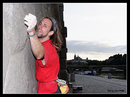 StreetBouldering 2010