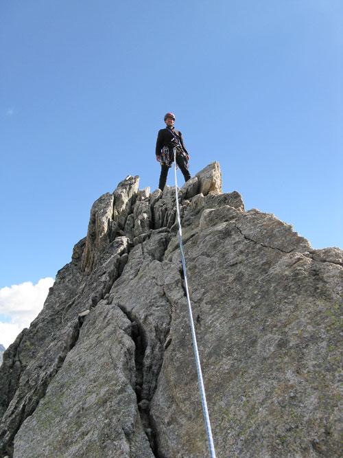 Útěk na vrchol