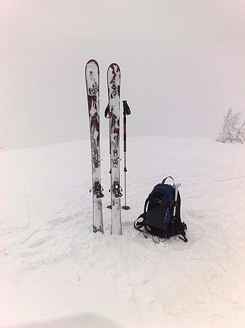 e8736e6cbb Takhle si lyže užijí na vrcholu