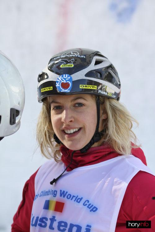 Angelika Rainer, mistryně světa 2011