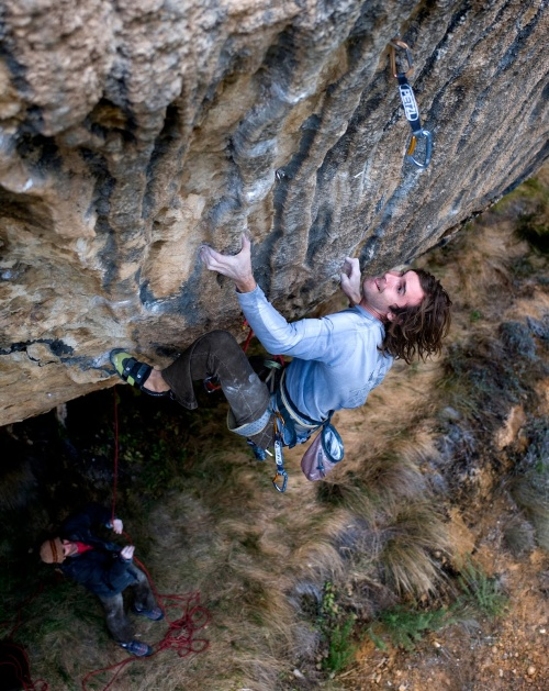 Chris Sharma ve First Round, First Minute