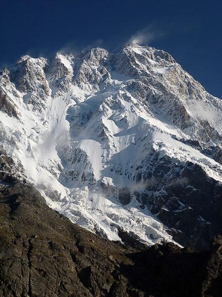 4 600 metrů Rupalské stěny