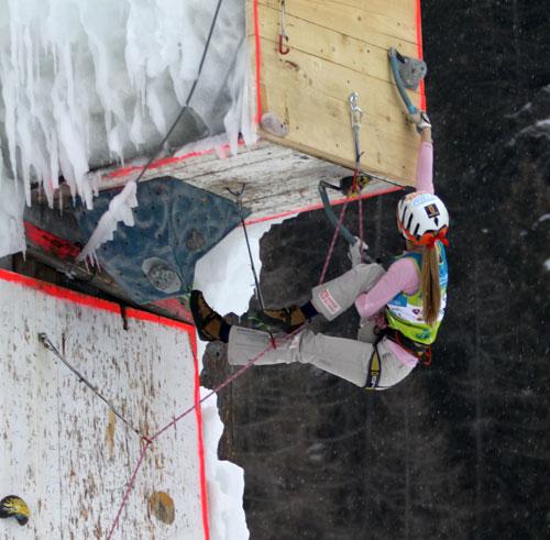 Rabenstein 2012 Lucka Hrozová v kvalifikaci