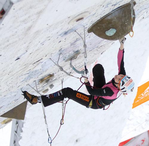 Lucka Hrozová v semifinále