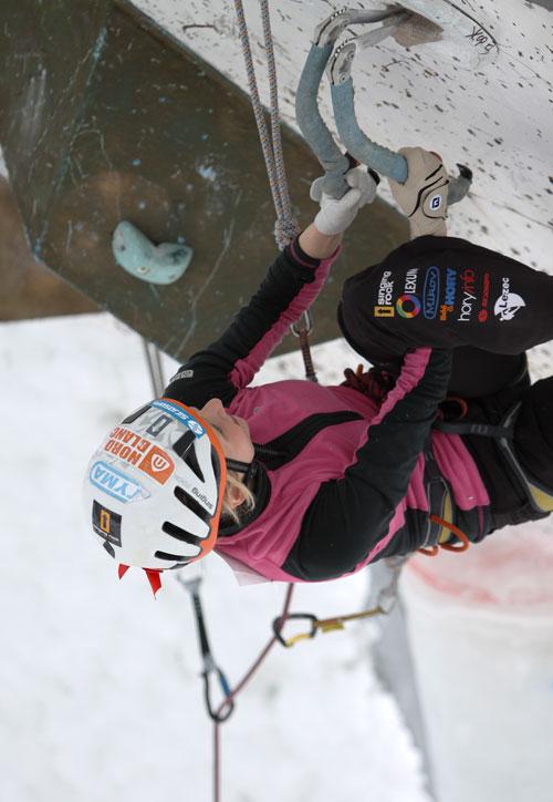Lucka Hrozová ve finále
