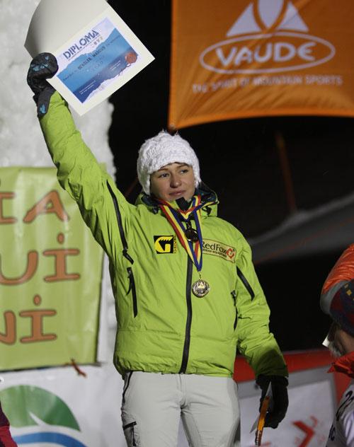 Vítězná Maria Tolokonina