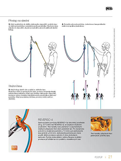 Katalog Petzl 2012 - slaňování