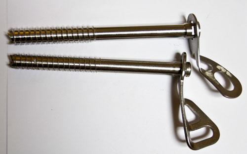 Tenkostěnné ocelové šrouby Raveltik