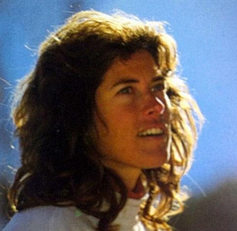 Lynn Hill, portrét z knihy Rock Stars