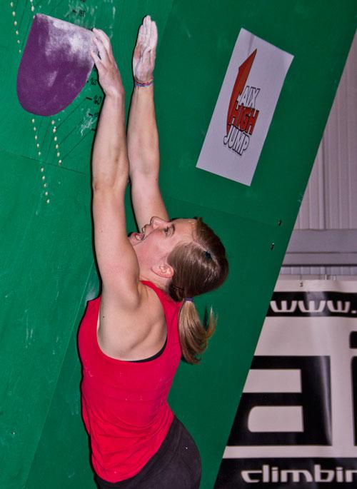 Táňa Ilenčíková, 4. místo