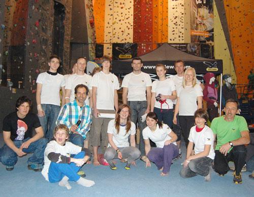 Účastníci a organizátoři