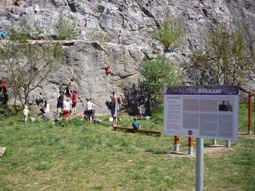 Lezecký park Alkazar