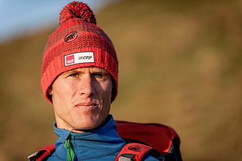 Stefan Siegrist, profesionální horolezec