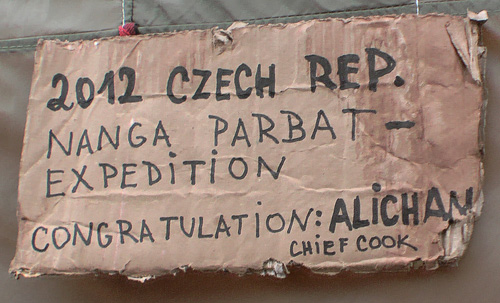 Alichánova gratulace