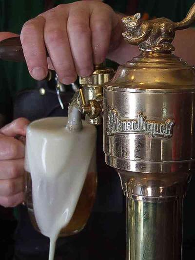 Pan Pivo vymyslel geniální nápoj…