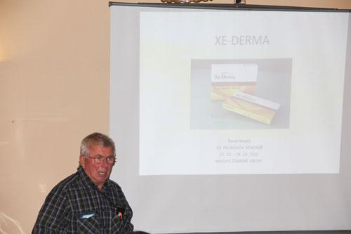 Pavel Veselý shrnul výhody XE-Dermy