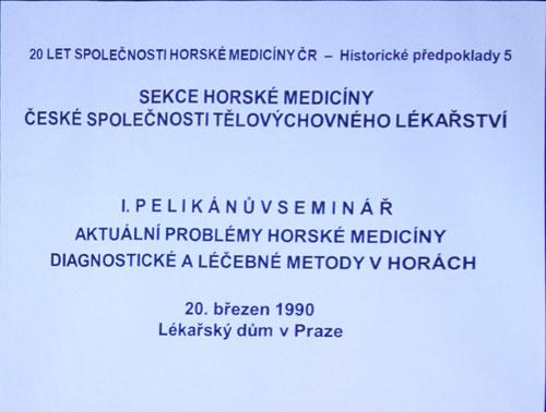 Dvacet let horské medicíny