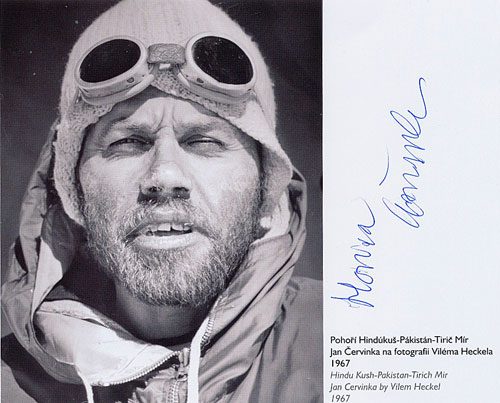 Jan Červinka od Viléma Heckela v katalogu