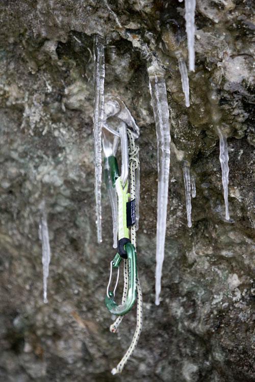 Zamrzlá expreska