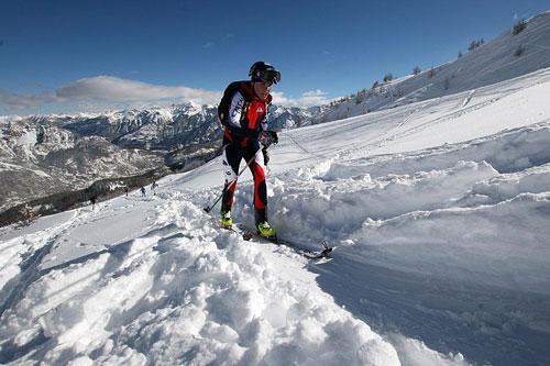 Individual race, Dominik Sádlo