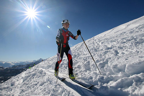 Individual race, Petra Volfová