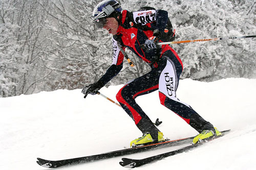 Sprint, Dominik Sádlo