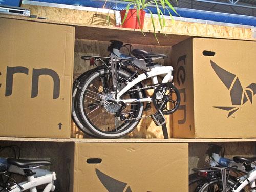 Skládací kolo, že by se vešlo do batohu?