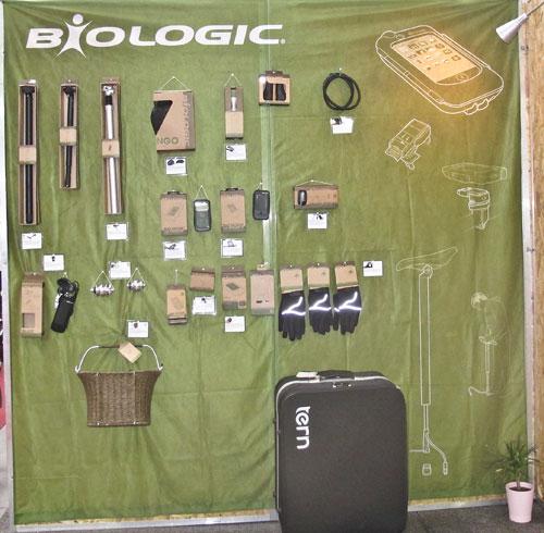Fikané cyklistické doplňky Biologic u Azubu