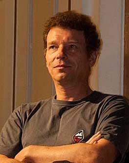 Zdeněk Hrubý na Smíchovském festivalu