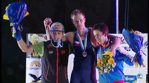 Vítězové z Arca- Zhong, Hroza, Kokorin