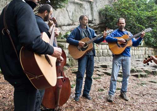 Horolezecká kapela