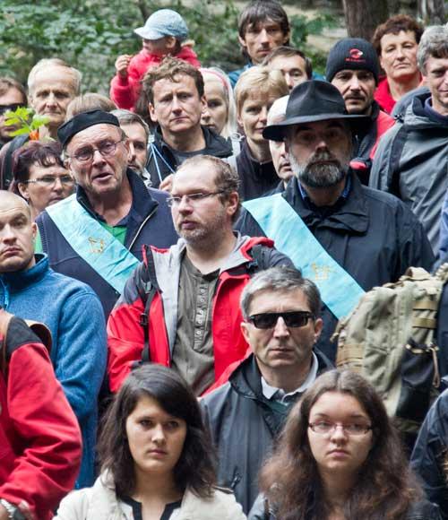 Zednáři v publiku