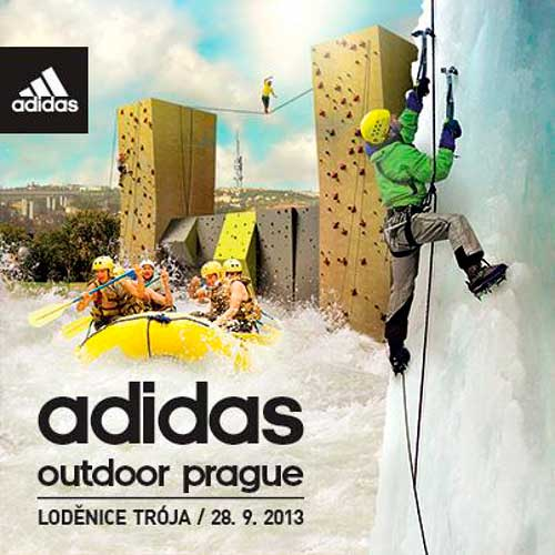 Adidas outdoor Prague